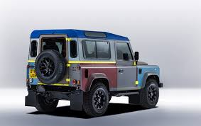 jeep land rover 2015 paul smith designs his own land rover defender by car magazine