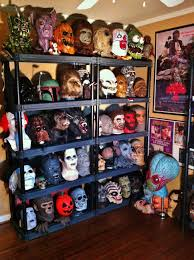 halloween mask collection 2 by john r pleak from johnrpleak