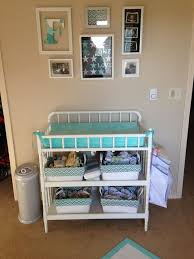 Changing Table Organizer Ideas 87 Best Baby Nursery Images On Pinterest Baby Room Child Room