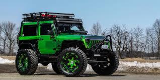 wrangler jeep green overland lime chrome jeep wrangler jk