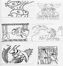 ten plagues coloring page 304283
