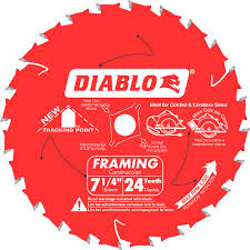 Skil Flooring Saw Home Depot by Diablo 7 1 4 In X 40 Tooth Finish Saw Blade D0740r The Home Depot