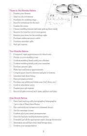 wedding planner calendar wedding checklists and calendars bridal