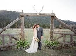 wedding venues in montana luxury ranch wedding venue events the ranch at rock creek