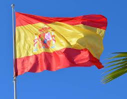 The Spain Flag Plaza De España Nerja Today