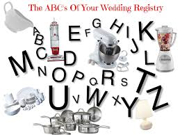 wedding registry no fee the abc s of your wedding registry rustic wedding chic