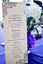 flat wedding programs chevron design tea length flat wedding programs 0 90 each