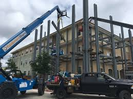 structural steel contractor dallas tx certified and insured