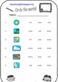 weather worksheets images reverse search