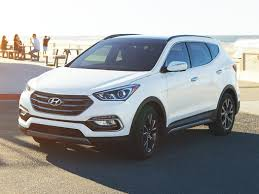 hyundai santa fe car price 2017 hyundai santa fe sport price photos reviews safety