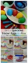 Easter Egg Decorating Rice by Dye Easter Eggs With Rice U0026 Food Coloring Rice Food Easter And Rice
