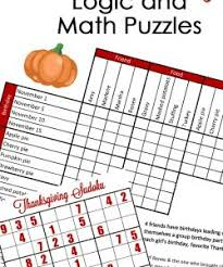 logic puzzles archives math