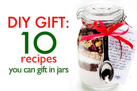 gift idea for a diy gift idea 10 recipes you can gift in jars inhabitat green