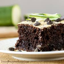 chocolate zucchini cake dizzy busy and hungry