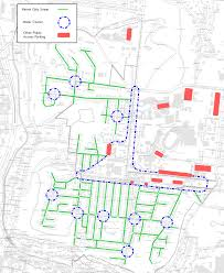 Ohio University Parking Map by Uptown Neighborhoods Looking To Reform On Street Parking Policies
