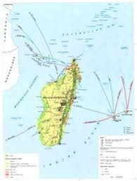 map comoros africa in the indian madagascar reunion comoros mauritius