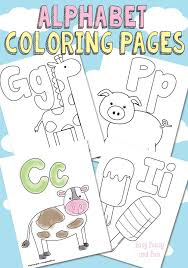 alphabet coloring pages add photo gallery free printable alphabet