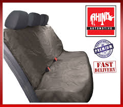 lexus is300h for sale northern ireland lexus is300h heavy duty grey rear seat cover ebay