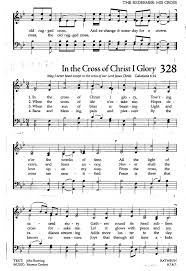 The Old Rugged Cross Music The Celebration Hymnal Songs And Hymns For Worship 327 On A Hill