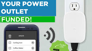 smartphone controlled outlet nyrius smart outlet control electronics from your phone by nyrius