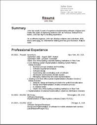 Federal Job Resume Template by Us Resume Format Samples Resume Format