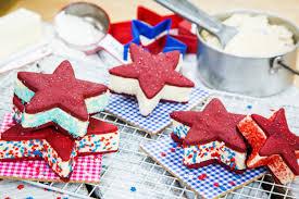 recipes patriotic ice cream sandwiches with red velvet