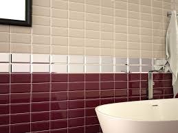 metro burgundy wall tile 200x100 tiles burgundy