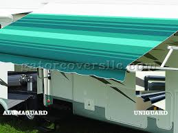 Rv Awning Covers Travel U0027r 12v Motorized Rv Awnings Blue Gator Covers 239 652 0916