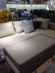 ikea showroom corner sofa bed friheten 699 cdn sofa chaise