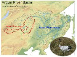 China River Map by Will Argun Erguna River Be Sacrificed By China For Coal And Energy