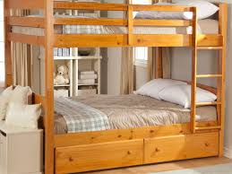 Make Wooden Bunk Beds by Photo Album Collection Twin Over Queen Bunk Bed Plans All Can