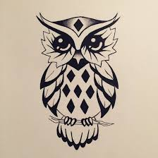 collection of 25 owl tattoo designs
