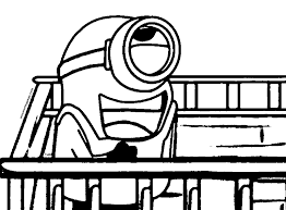 minions 2016 coloring pages wecoloringpage