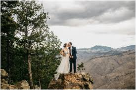 Weddings In Colorado Heidi Christopher Intimate Colorado Wedding At Denver Museum