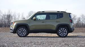 2016 jeep renegade tested 2016 jeep renegade latitude