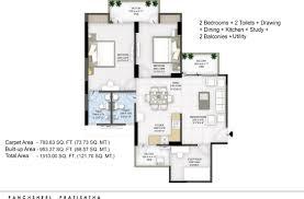 Mit Floor Plans by Panchsheel Group U2013 Pratishtha