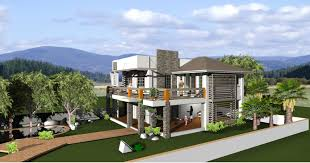 Home Design Interior 2016 by Western Style House Exterior Designs Beauty Exterior Home Design