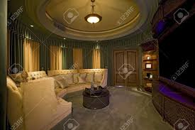 Home Cinema Rooms Pictures by Home Cinema Room Stock Photo Picture And Royalty Free Image