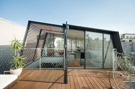 two storey house rearrangement of an originally two storey house to create a