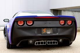 gtr or corvette c6 gtr lingenfelter coupe