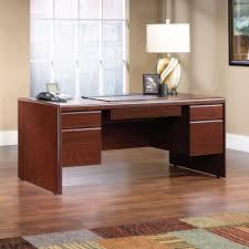 Sauder Laptop Desk Cornerstone Executive Office Desk 404972 Sauder