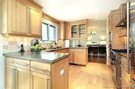 kitchen ideas for light wood cabinets kitchen remodeling ideas with oak cabinets popular century