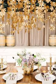 gold hanging leaves thanksgiving wedding thanksgiving and