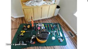 hardwood floor tools