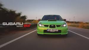 green subaru wrx subaru impreza wrx sti on vimeo