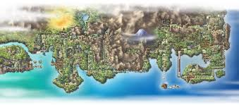 Biggest Video Game Maps Wooden Topological Map Of Kanto U0026 Johto Album On Imgur