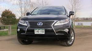 2014 lexus rx 450h hybrid of awd luxury review the fast lane car