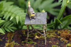 Plans For Making A Garden Table by How To Make Fairy Garden Furniture From Twigs