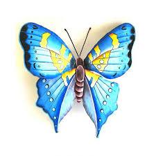 butterfly wall decor showpiece