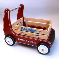 wagon baby personalized radio flyer walker wagon sports personalized